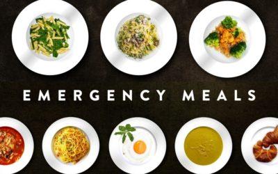 Emergency Meals