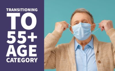 Transitioning to 55+ Age Category